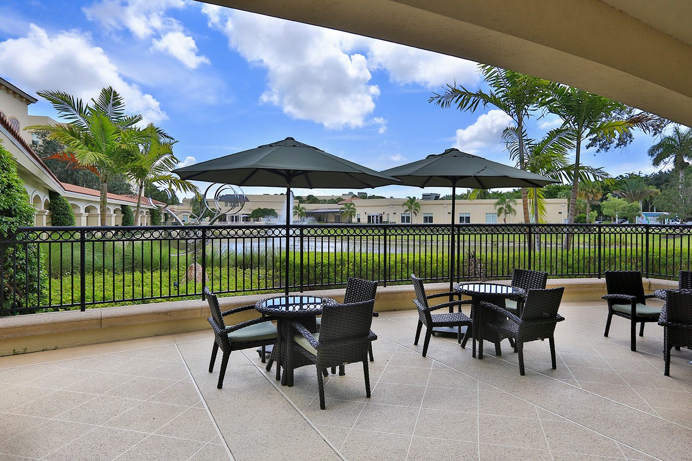 Morse Life: Outdoor Areas : West Palm Beach, FL
