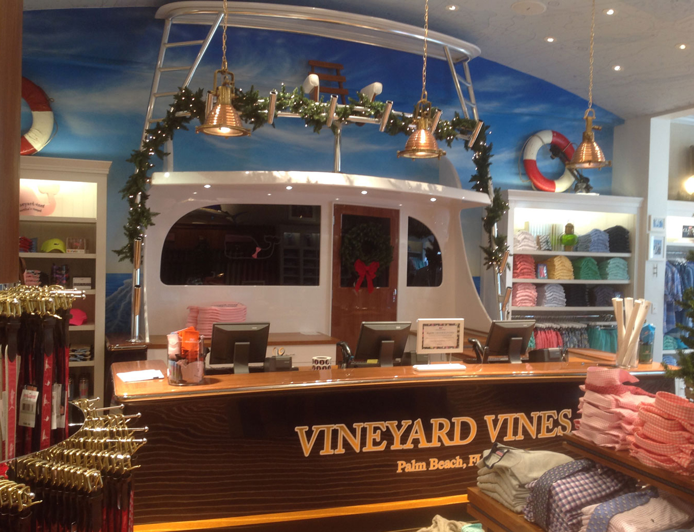 Vineyard Vines, Palm Beach, FL