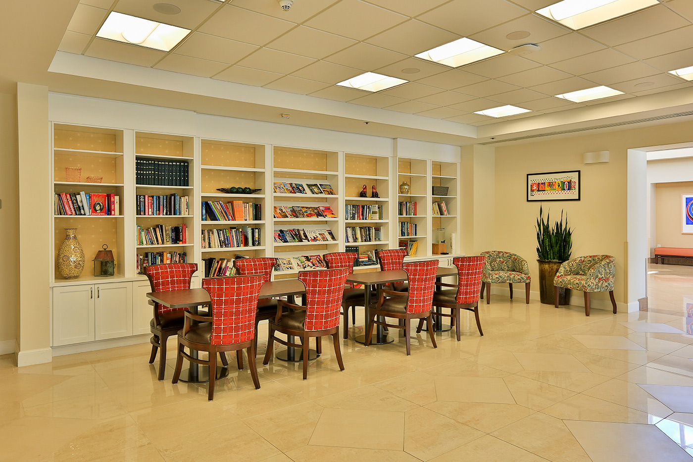 Morse Life: Library West Palm Beach, FL