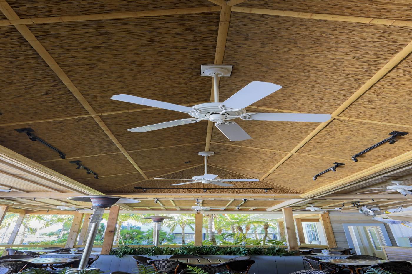 Tiki Restaurant: Jupiter, FLL