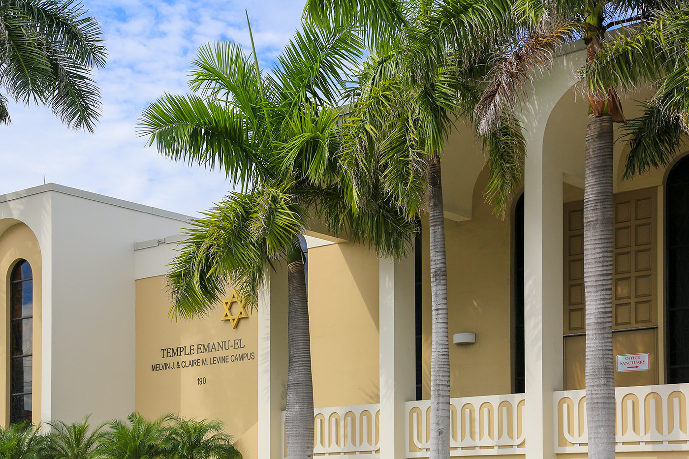 Temple Emanuel: Palm Beach, FL