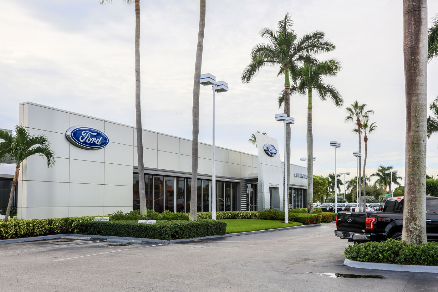 Ford West Palm Beach >> Retail Ibis Building